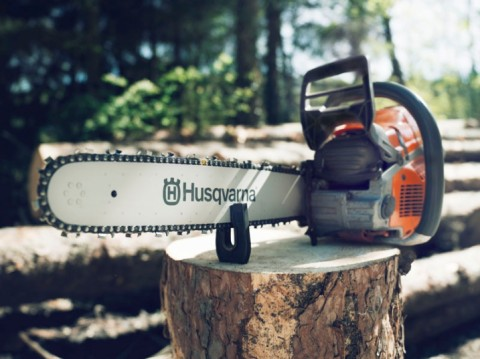 Introducing Husqvarna X-Cut® saw chain